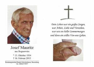 Josef-Mauritz