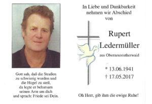 Rupert Ledermüller